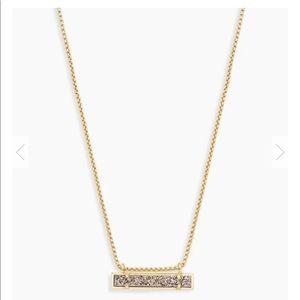 Kendra Scott Leanor Gold Pendant Necklace NWT